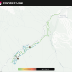 Panorama nordic pulse trail map
