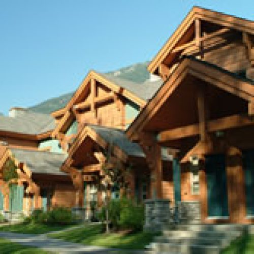 Slope Style Condo: Accommodations At Panorama Mountain Resort