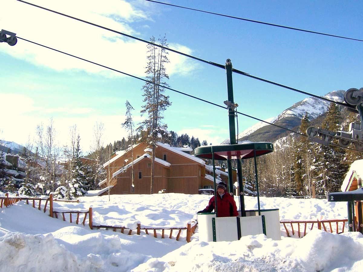 Toby Creek Lodge