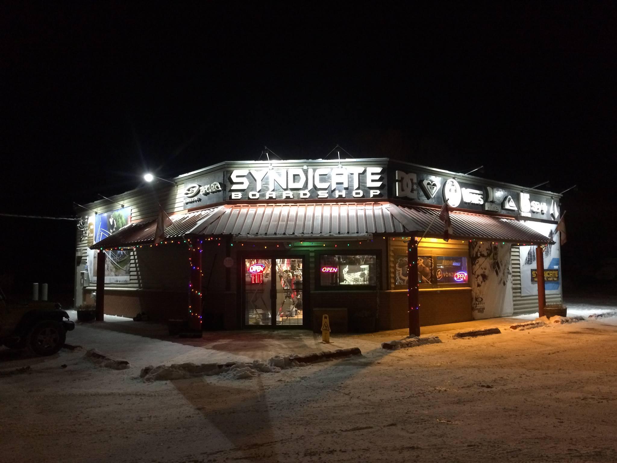 Syndicate Boardshop