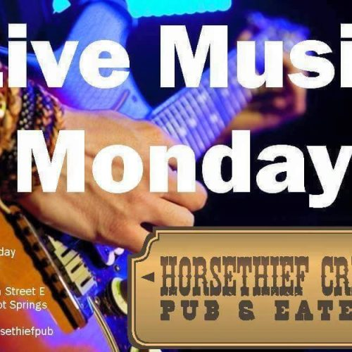 Live Music Monday's at Horsethief Creek Bar