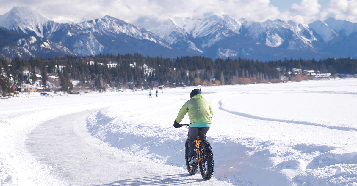 Things to do Invermere in Winter