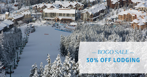Panorama Mountain Resort Holiday BOGO
