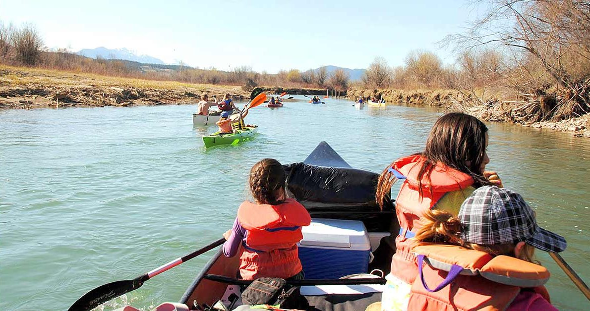 Paddle Invermere