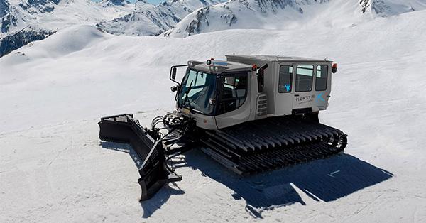 Monster X Snowcat Panorama Mountain Resort