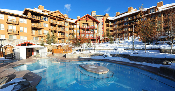 Panorama Mountain Resort Accommodations