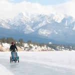Skating Invermere Whiteway