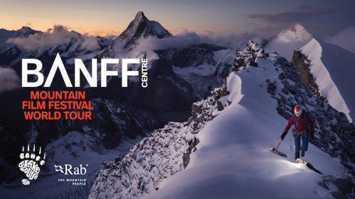 Banff Mountain Film Festival - Invermere BC