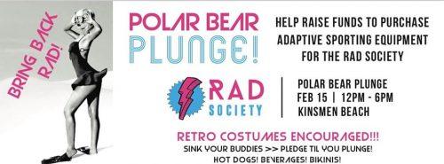RAD Society Polar Bear Plunge