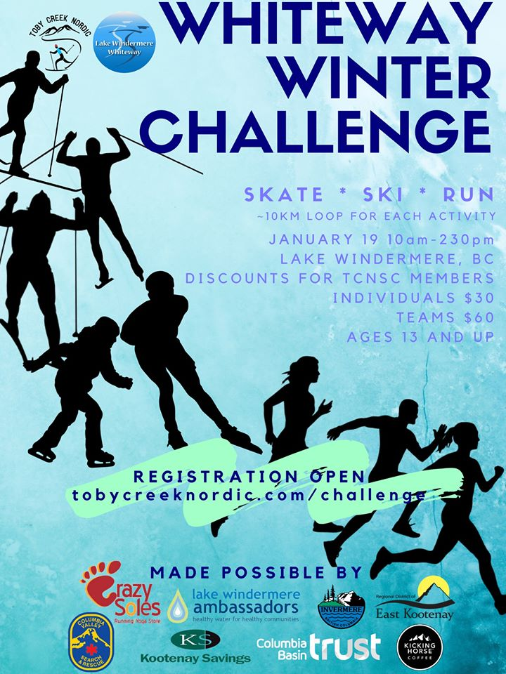 Whiteway Winter Challenge