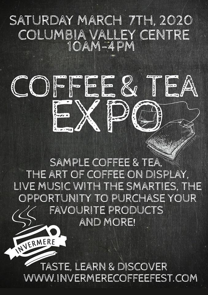 Invermere Coffee & Tea Expo