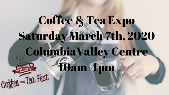 Invermere Coffee & Tea Expo