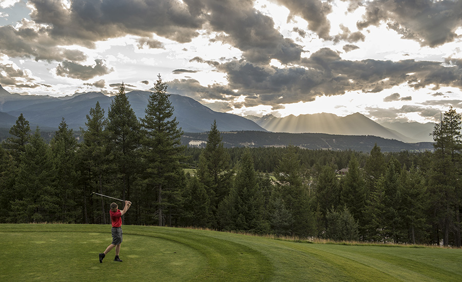 Golf at Copper Point Invermere