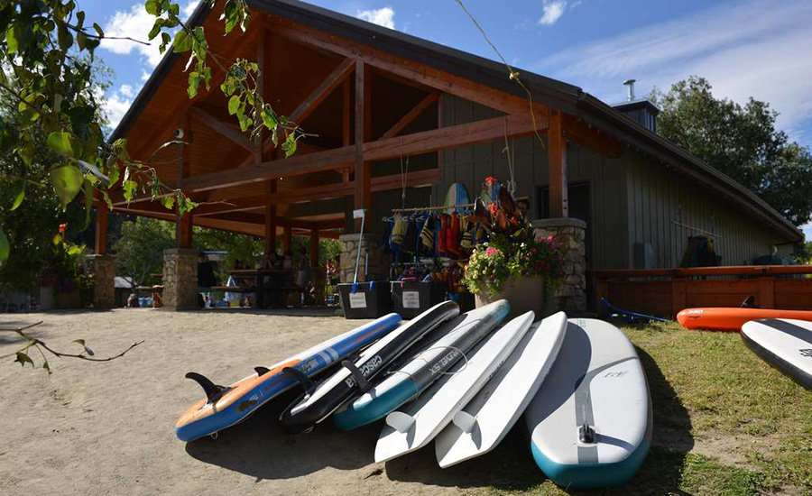 Invermere paddleboard rentals