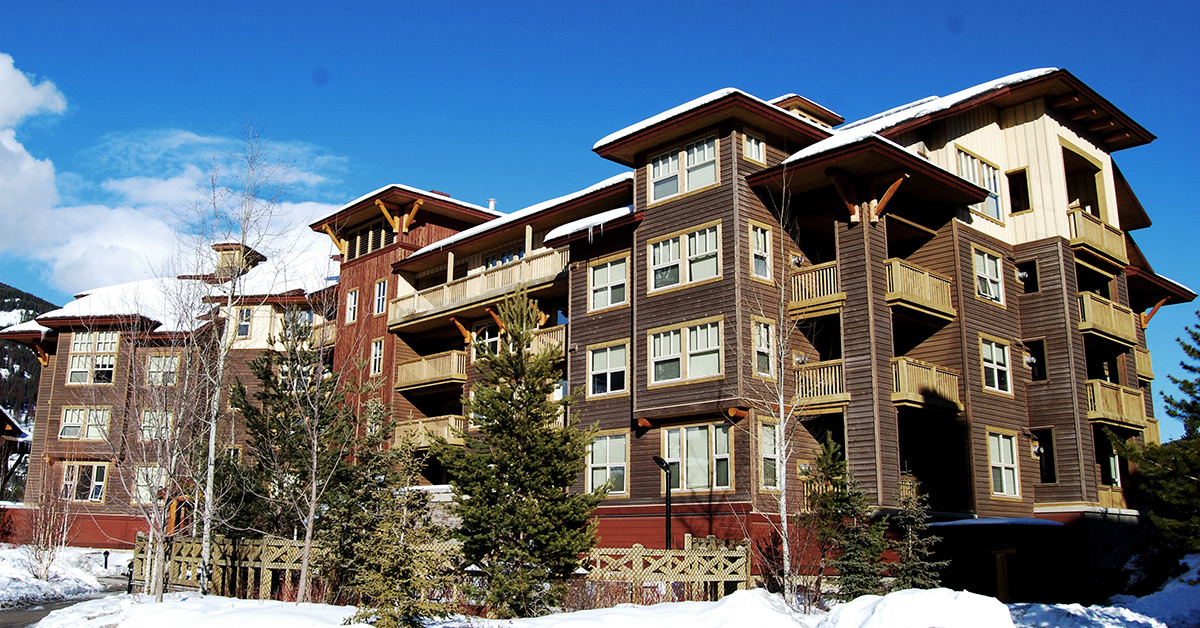 Accommodations Invermere Panorama