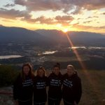 sunset hiking tours