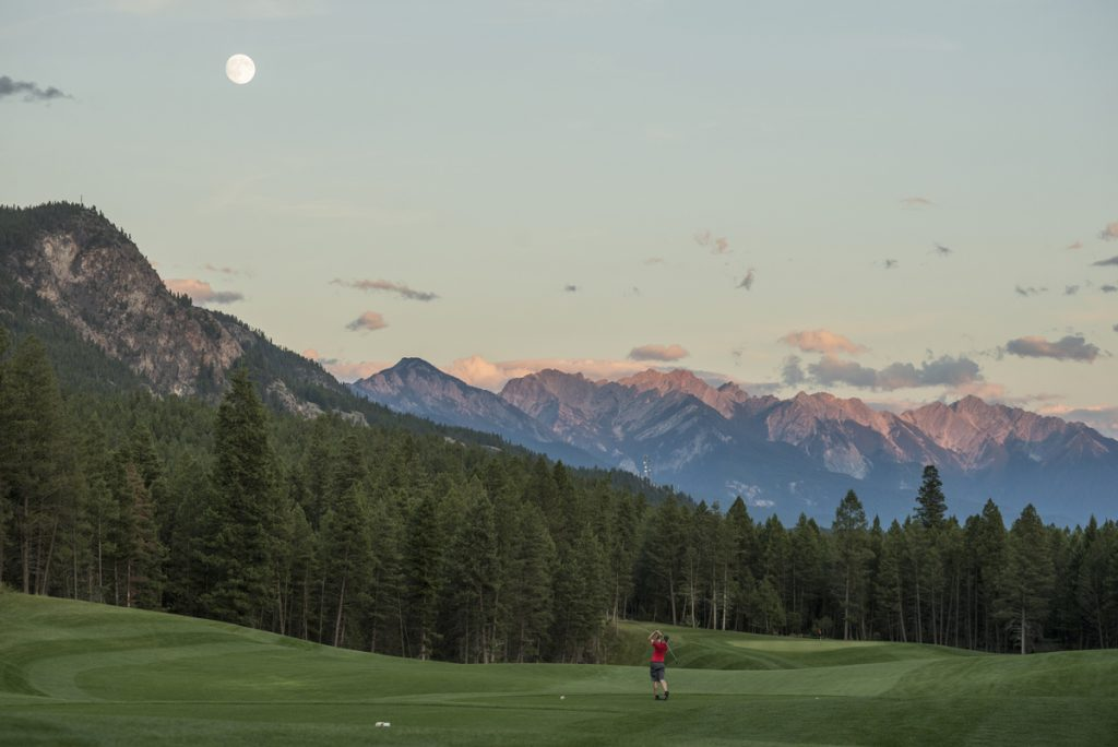 Copper Point Invermere Top Golf Courses in BC