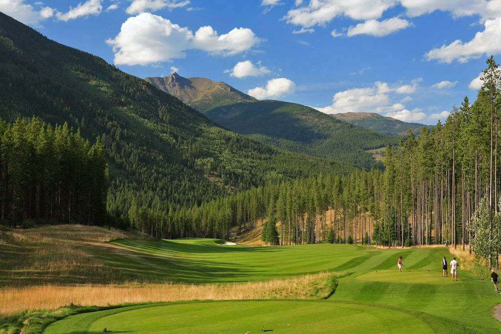 Greywolf Golf Course top golf courses in BC