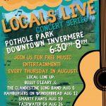 Pot Hole Park Music