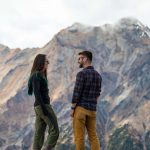 Invermere Couple Fall 2021