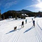 Nordic ski Nipika Resort